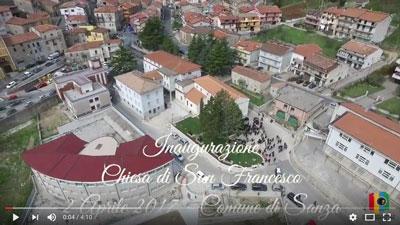 Inaugurazione Chiesa di San Francesco -2 Aprile 2017