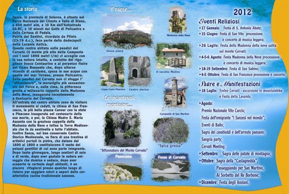 Brochure Informativa Lato B