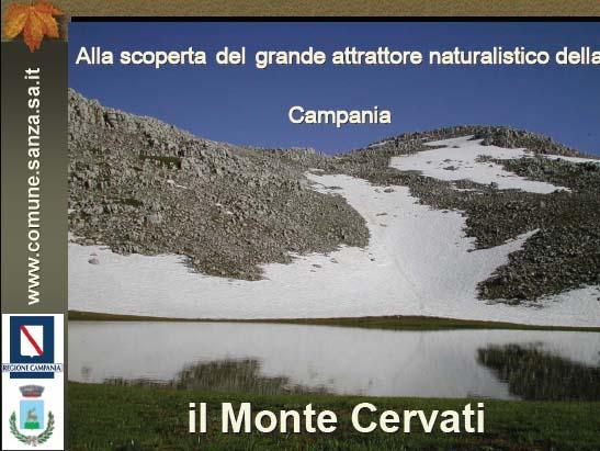 Il Monte Cervati da scoprire
