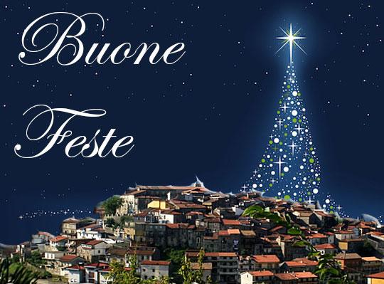 Buone Feste 2015